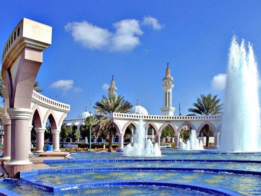 Вкусный отдых в Эмиратах