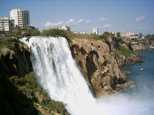 Анталия - главный курорт Турции