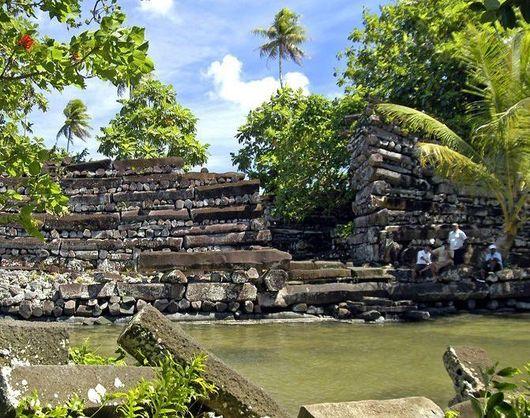 Нан-Мадол - тропический рай