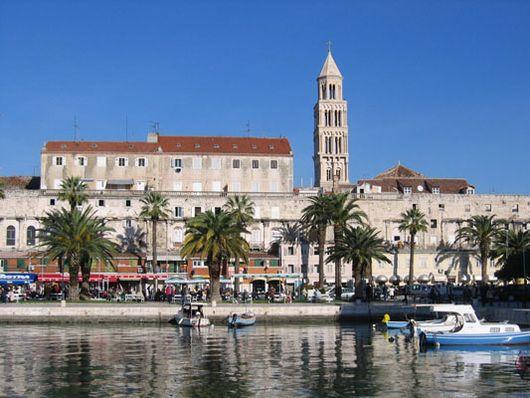 Сплит – лучший курорт Хорватии