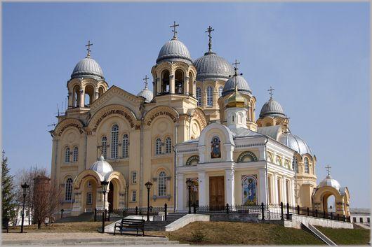 Свято-Николаевском мужской монастырь