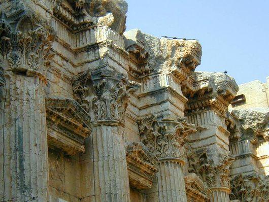 Древний город Баальбек