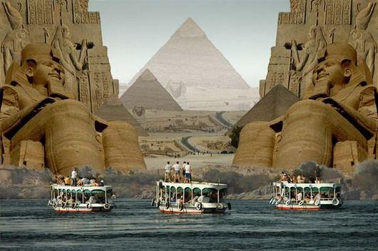 Египет туристический