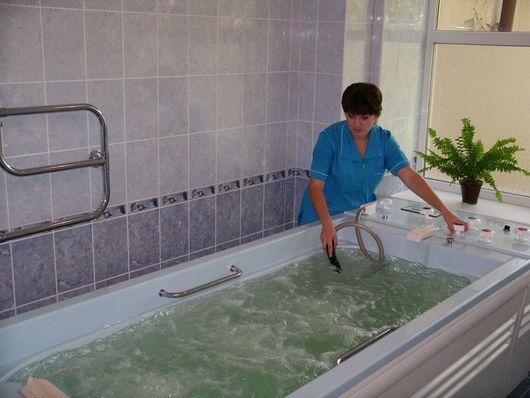 Отдых в санатории им. Сеченова