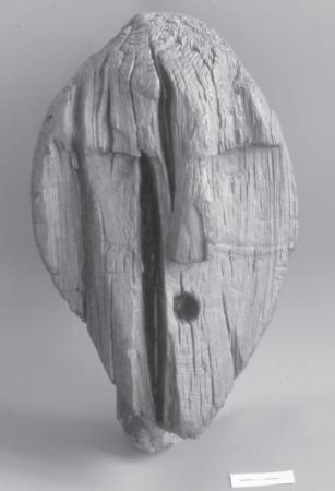 Голова Шигирского идола