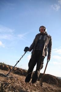 Охота и металлодетектор