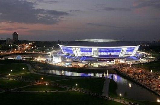 Евро 2012 в Донецке