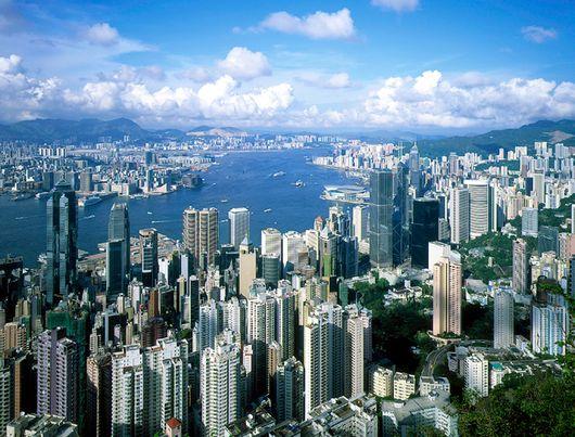 Путешествие в благоухающую гавань – Гонконг