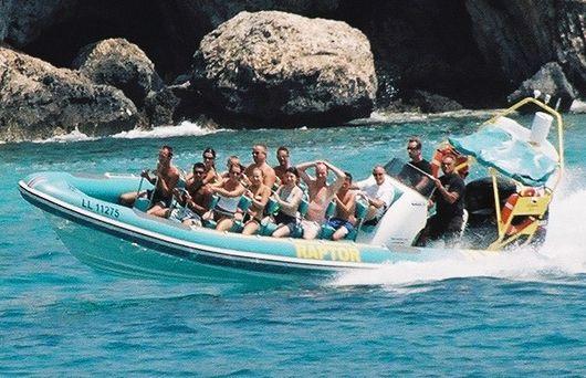 Морское сафари на Кипре