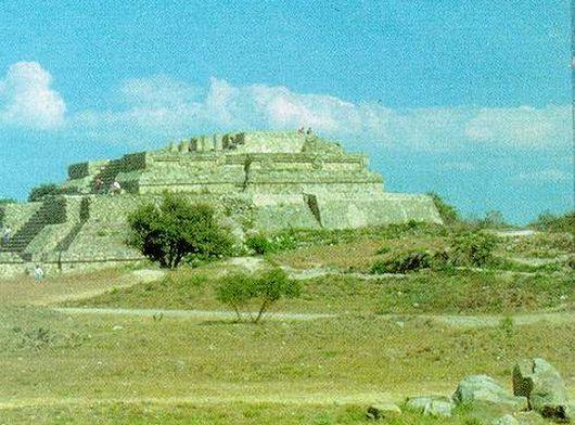 Зона молчания, Мексика