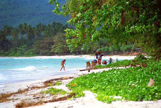 Остров Панган, Таиланд