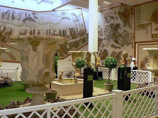 Музей Бардо, Тунис