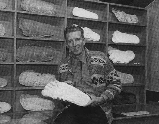 В. Макаров Атлас Снежного человека