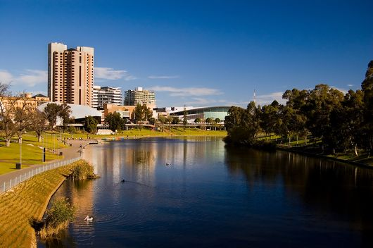 Аделаида, Австралия