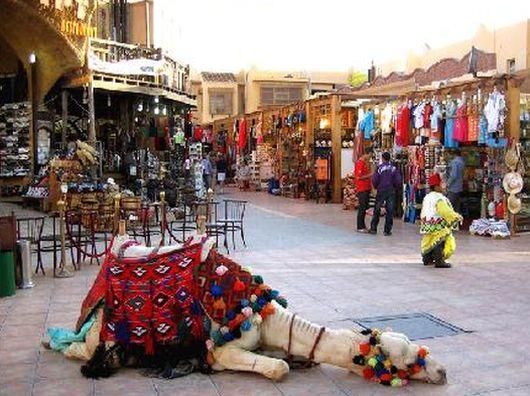Караван-сарай «Khan el-Klalili»
