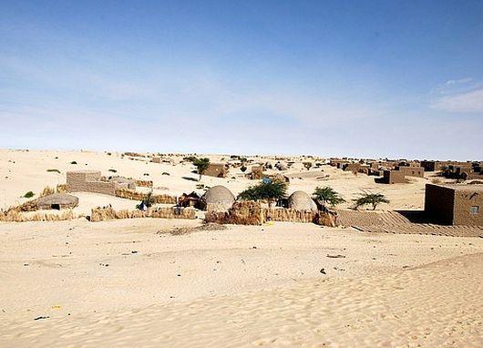 Томбукту, Мали