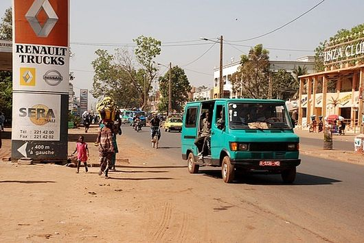 Бамако, Мали