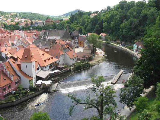 Чехия - создана для путешественников