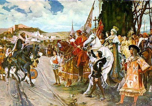 Гранада - арабская культура, испанские традиции
