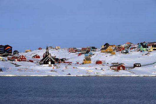 Нук, Гренландия