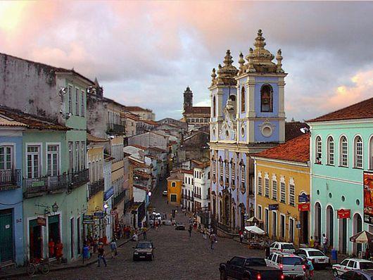 Сальвадор, Бразилия