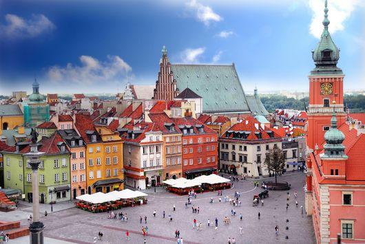 Варшава,Польша