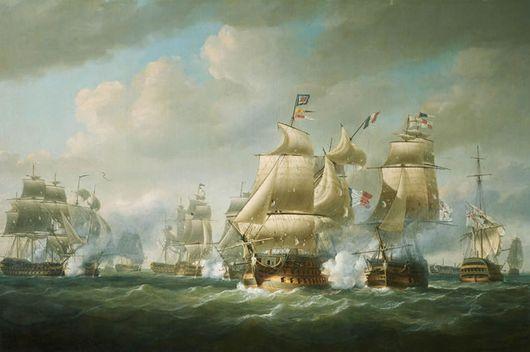 Санто-Доминго, флот-Колумба