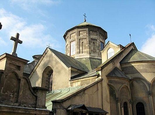 Ансамбль Армянского собора