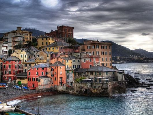 Генуя, Италия