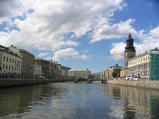 Гётеборг, Швеция