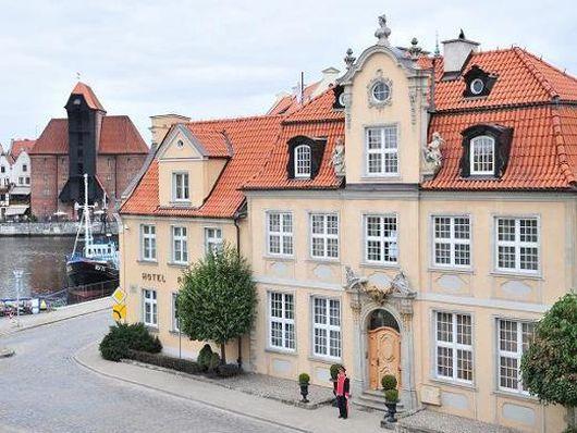 Польские отели с историей