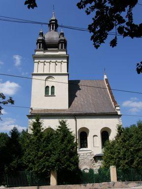 Пятницкая-церковь