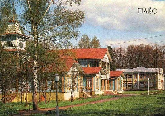 Плес - Дача Шаляпина
