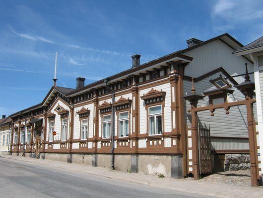 Старая Раума, Финляндия