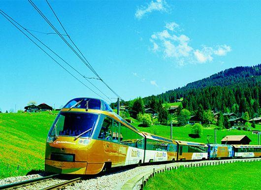 Железнодорожный туризм