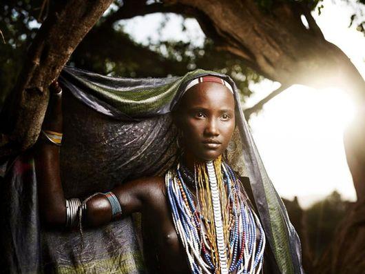 Аддис-Абеба, столица Эфиопии