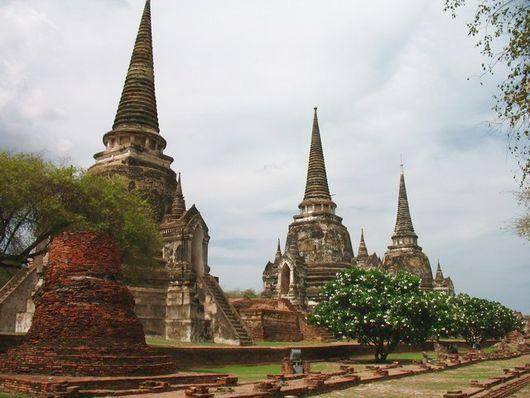Аюттхая, Таиланд