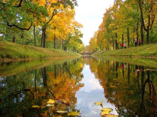 Где отдохнуть осенью