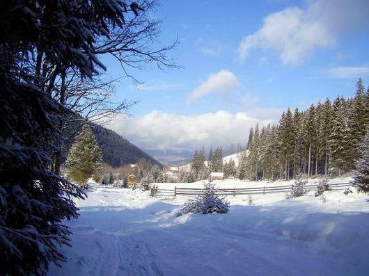 Лыжный отдых и туризм