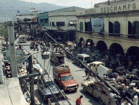 Порт-о-Пренс, Гаити