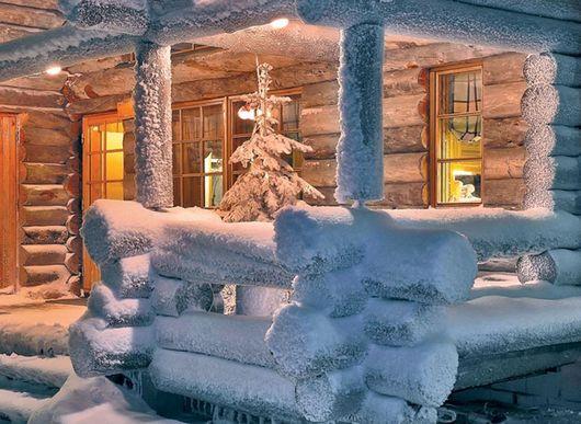 Зимний отдых в России — скучать не придется!