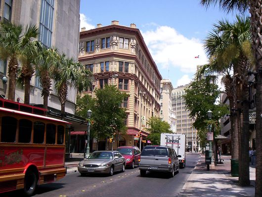 Сан-Антонио, США