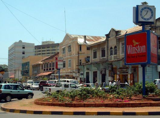 Дар-эс-Салам, Танзаниия