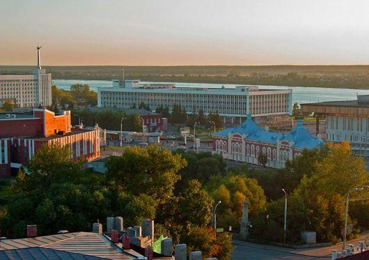 Поездка в Томск