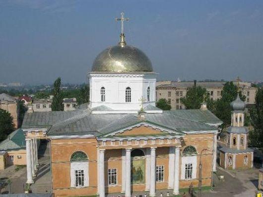 Черновцы, кафедральный Святодуховский собор