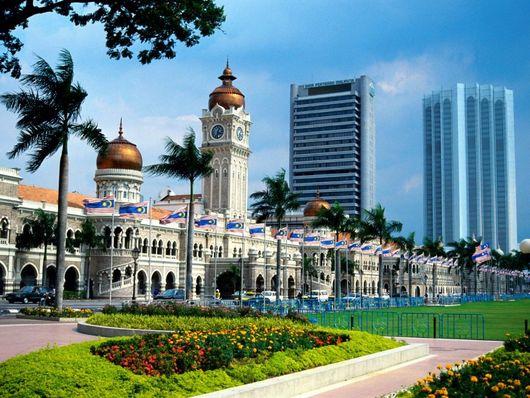 Куала-Лумпур, Малайзия