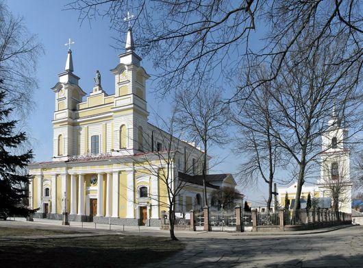 Житомир, костел Св. Софии