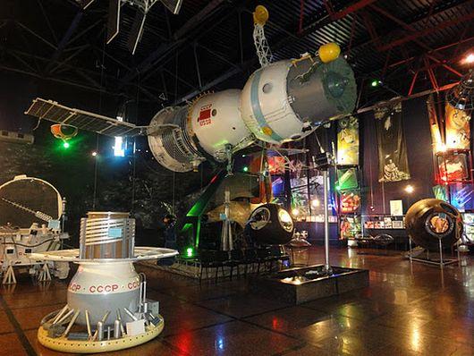 Житомир, Музей космонавтики