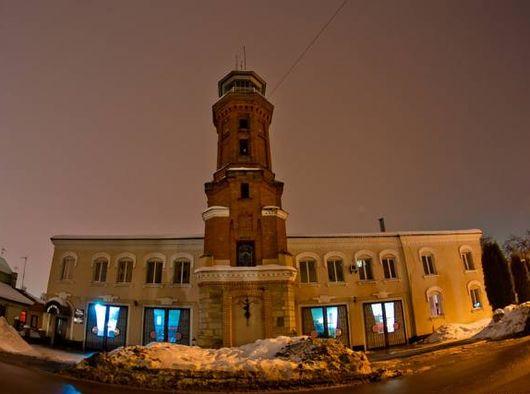 Житомир, Музей пожарной охраны