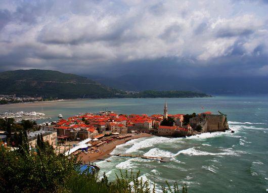 Отдых в Черногории. Чем заняться?